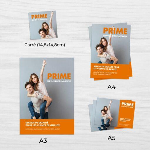 Economique ou express en 4h Nombreux formats et épaisseurs format 4
