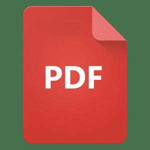 Bienvenue dans cet espace de documentation icone pdf 1