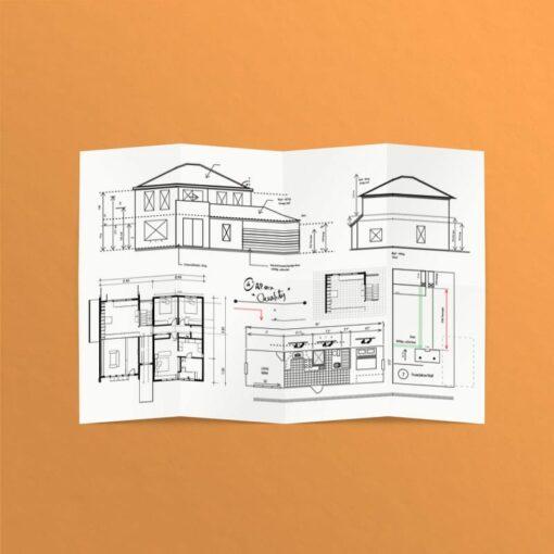 Présentez vos projets à vos clients en qualité professionnelle 1 plan 4